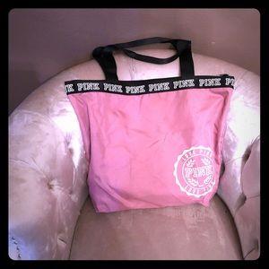 Victoria Secret Pink Blush Book Bag